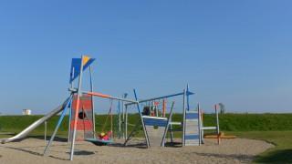 Spielplatz am Lensterstrand