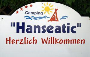 Willkommen auf dem Campinplatz Hanseatic an der Ostsee