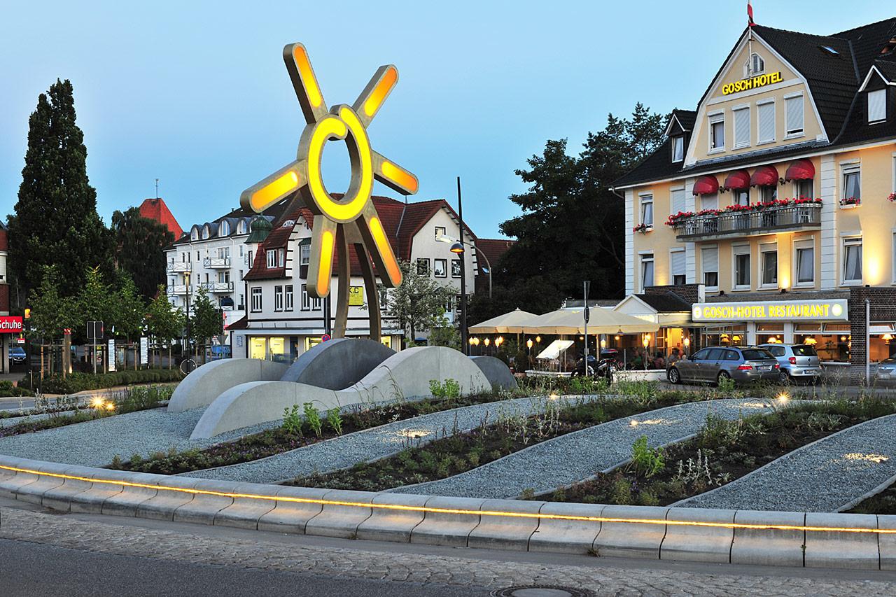Hotel Restaurant Gosch Campingplatz Hanseatic