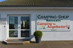 Camping- und Angelbedarf