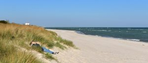 Erholung an der Ostsee